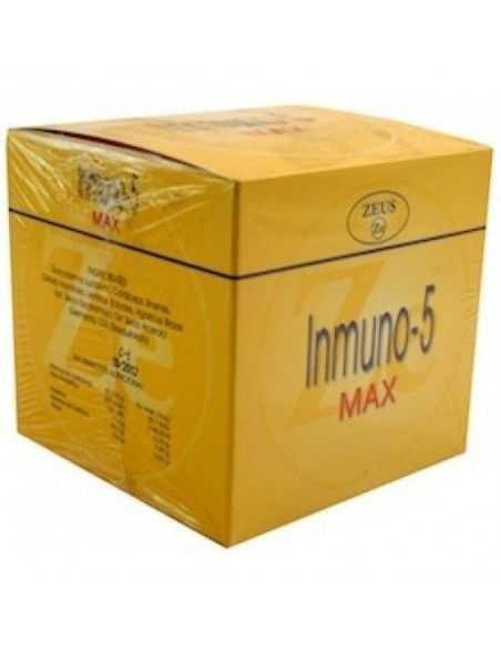 INMUNO-5 MAX  7 sobres