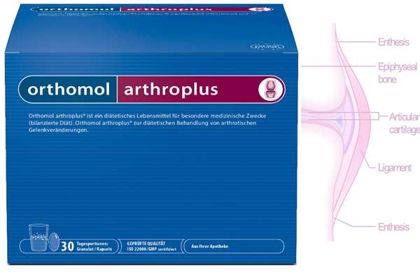 Orthomol Arthro Plus Articulaciones