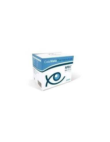 NPD1 DHA 1000 mg. 60 perlas