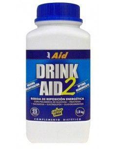 DRINK AID 2  limón 1,5 kg. polvo