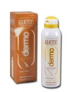 QUINTON DERMO ACCIÓN (Hipertónico) duplase spray 21% 150 ml.