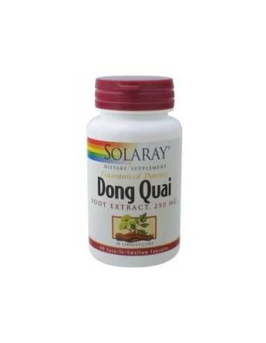 dong quai  (tónico femenino) 60 caps.