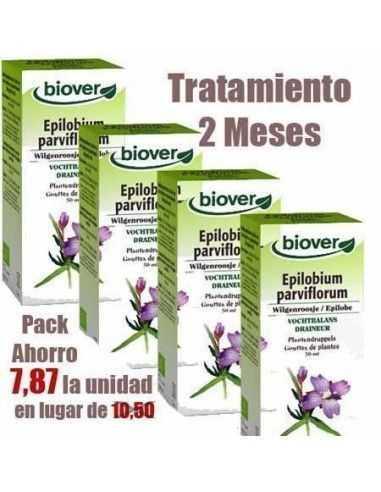 EPILOBIUM PARVIFLORUM (Epilobio)  TM 50 ml Pack de 4