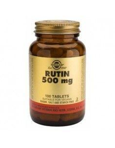 rutina (vitamina p) 500 mg. 100 comprimidos