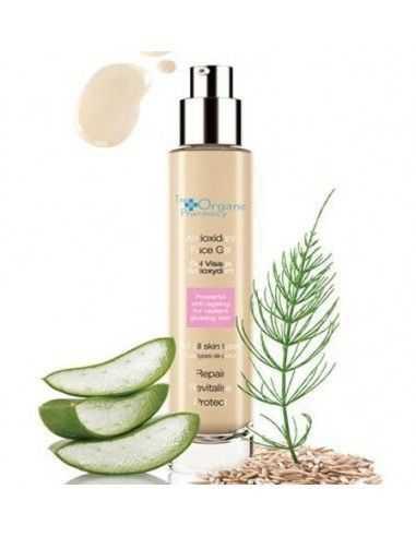 Gel Facial Antioxidante