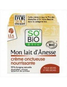 Crema Nutritiva Lait d'Anesse - So'bio Étic