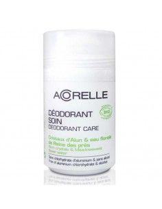 Desodorante Acorelle Mineral con Reina de los Prados
