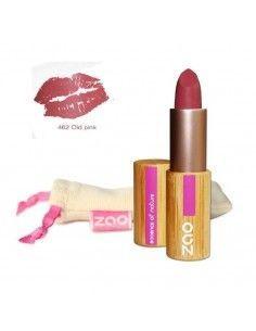 Barra de Labios Mate Rose Rouge Zao Makeup