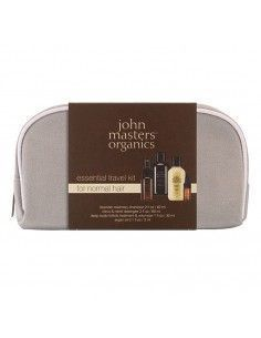 Kit de viaje cabello normal John Masters