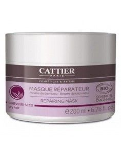 Mascarilla Capilar Reparadora Cattier 200 ml