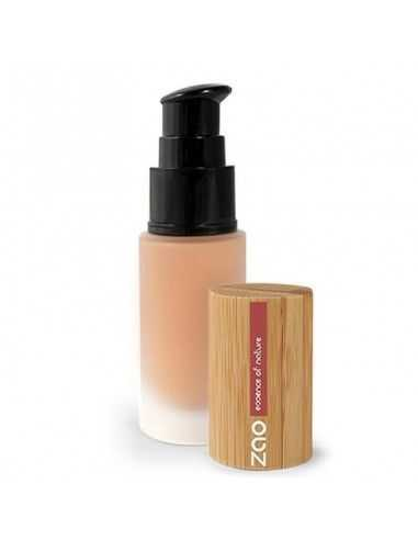Maquillaje Fluido Apricot 702