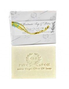 Jabón de puro aceite de oliva virgen extra