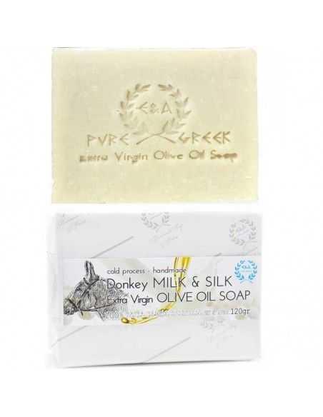 Jabón de puro aceite de oliva virgen extra 120 gr Papel