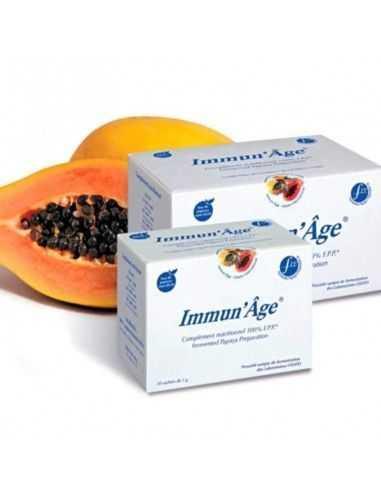 Immunage 30 sobres papaya fermentada