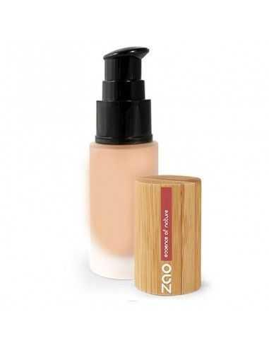 Maquillaje Fluido Beige Clair 713 Zao Makeup