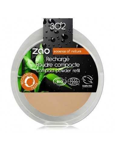 polvos compactos 302 Beige Orange