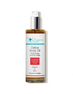 DETOX CELLULITE BODY OIL The Organic Pharmacy