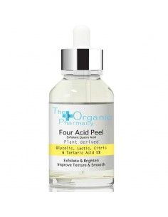 Four Acid Peel The organic pharmacy
