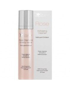 Rose Diamond Exfoliating Cleanser The organic pharmacy