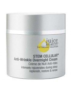 Stem Cellular Anti-Wrinkle Overnight Cream Juice Beauty