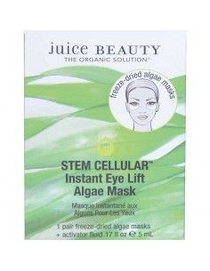 Stem Cellular Instant Eye Lift Algae Mask Juice Beauty