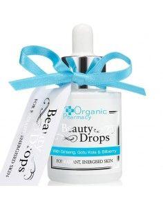 Beauty Drops The Organic Pharmacy NEW