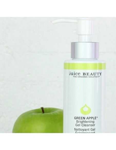 Green Apple Brightening Gel Cleanser Juice Beauty