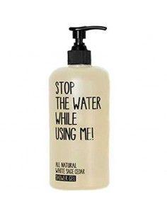 Gel de ducha corporal de Salvia Blanca y Cedro 200 ml Stop The Water