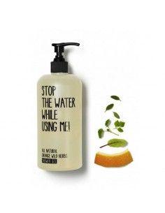 Locion corporal de sésamo y salvia Stop The Water 200 ml