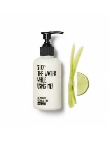 Crema de Manos de Pepino y Lima 200 ml Stop The Water