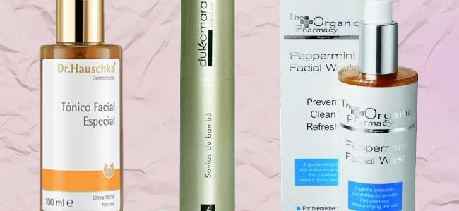 Tres limpiadoras excepcionales que minimizan y afinan los poros