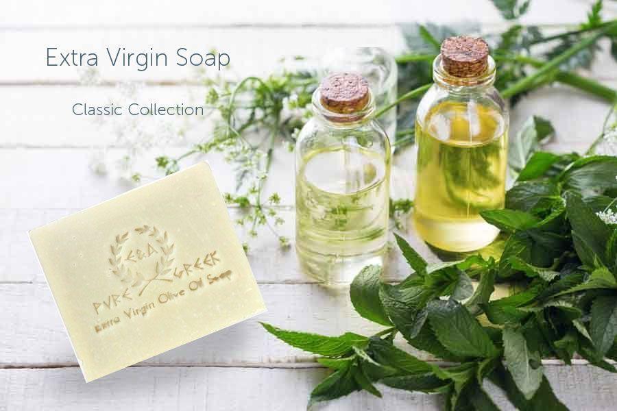 Jabón Artesanal de Leche de Burra Extra Virgin Soap