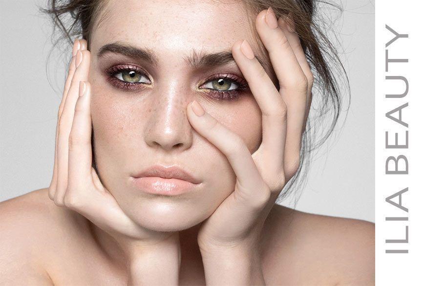 Maquillaje nude con productos Bio