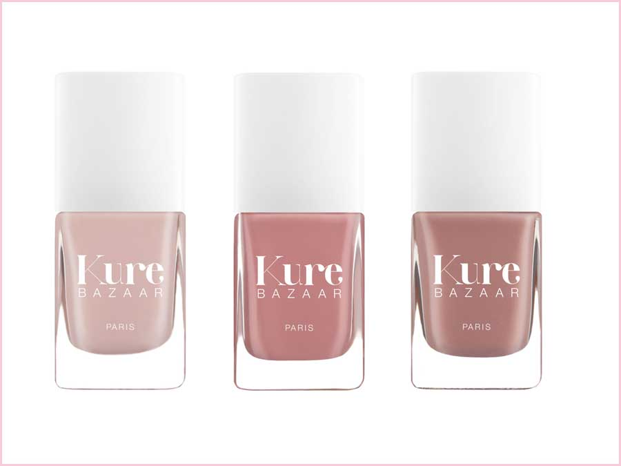 Kure Bazaar Nude collection