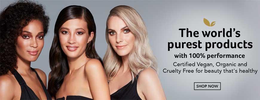 Inika Organic Makeup, maquillaje ecológico y vegano