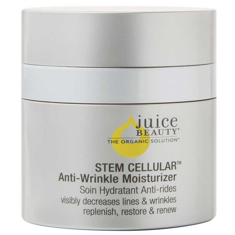Juice Beauty Stem Cellular: Eficacia clínicamente probada para piel madura