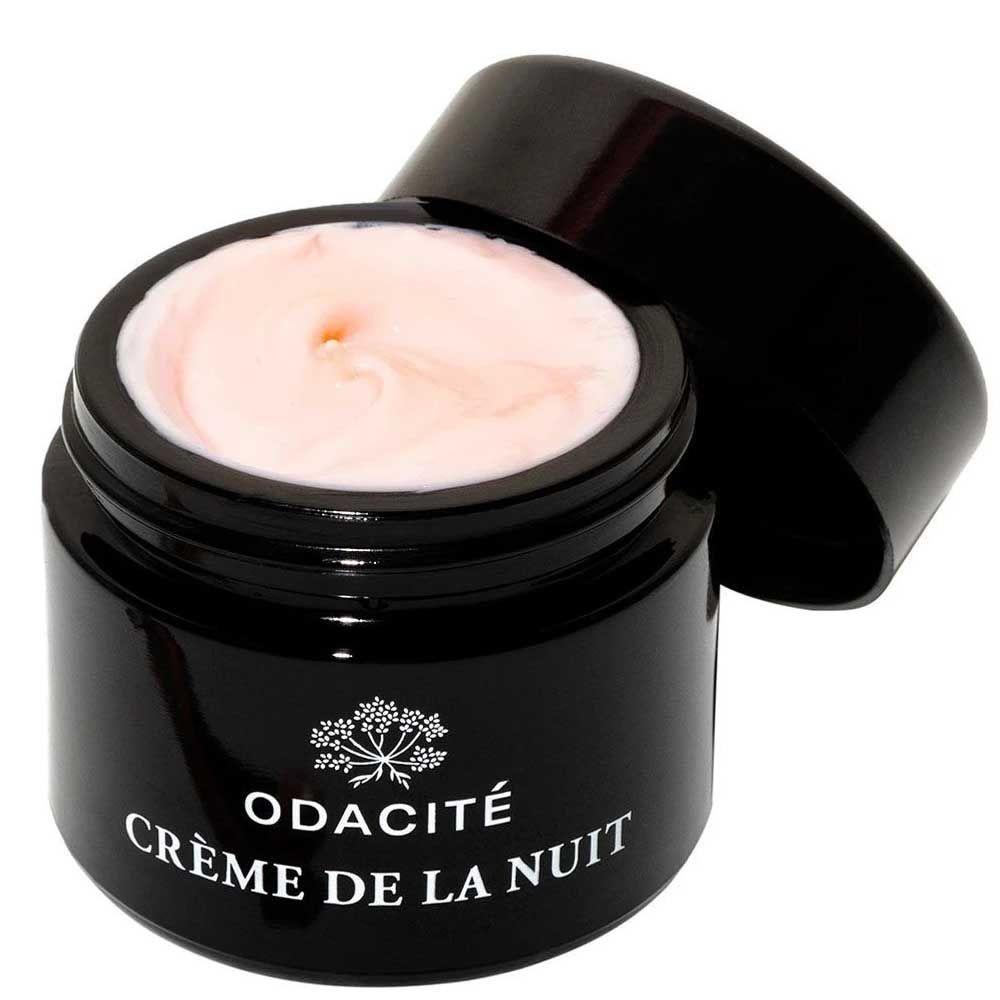 Odacité La Crème de la Nuit: un elixir sublime y una textura que se funde con la piel